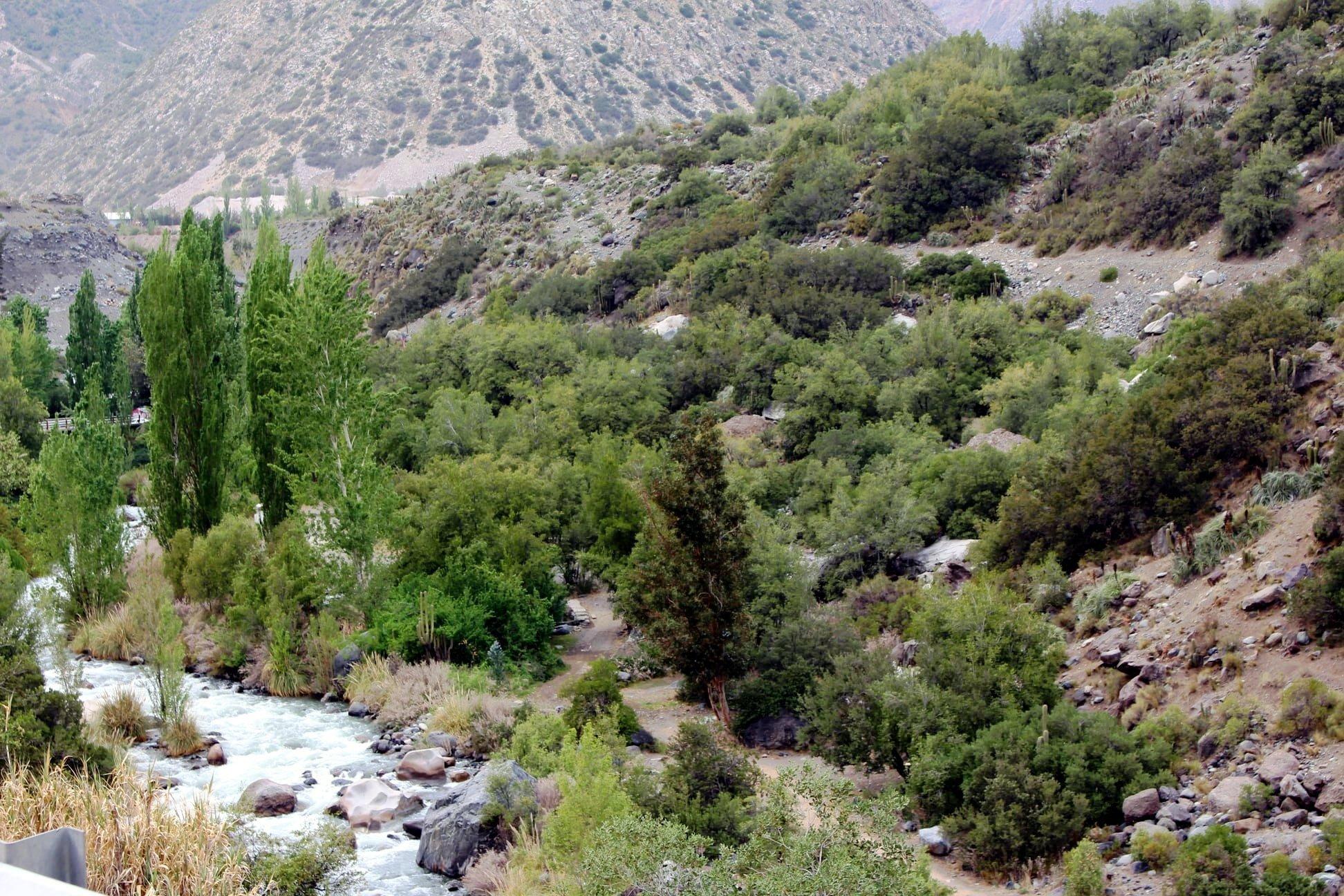 Maipo Canyon