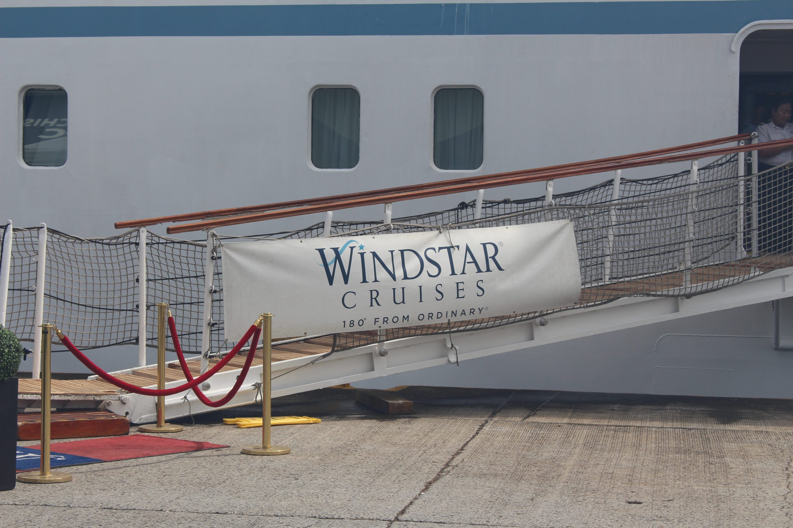 Windstar Cruise-Panama & Costa Rica-Cruise Day 5